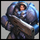 Marine Avatar #5 for the Marine Rank on Starcraft Replay