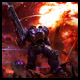 Marine Avatar #8 for the Marine Rank on Starcraft Replay